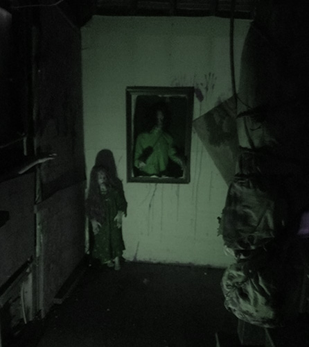 Haunted Places In Pa Halloween: Haunted House In Chester County, SC